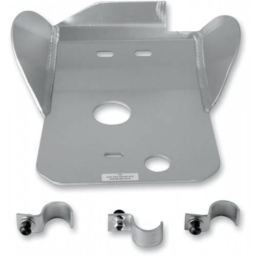 Cubre Cárter Aluminio Gas...