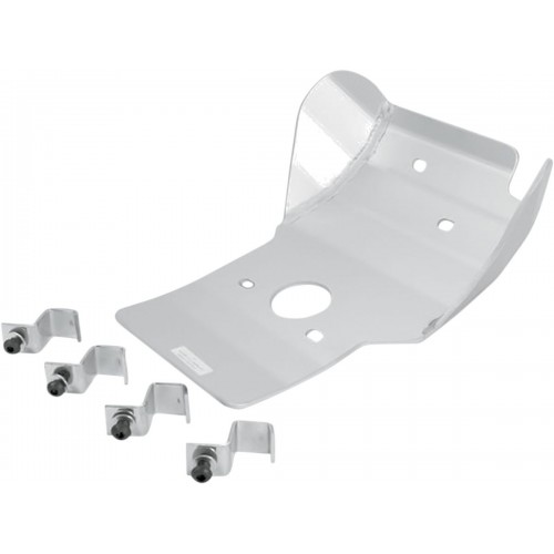 Cubre Cárter Aluminio Honda...
