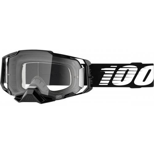 Gafas 100% ARMEGA BLACK...
