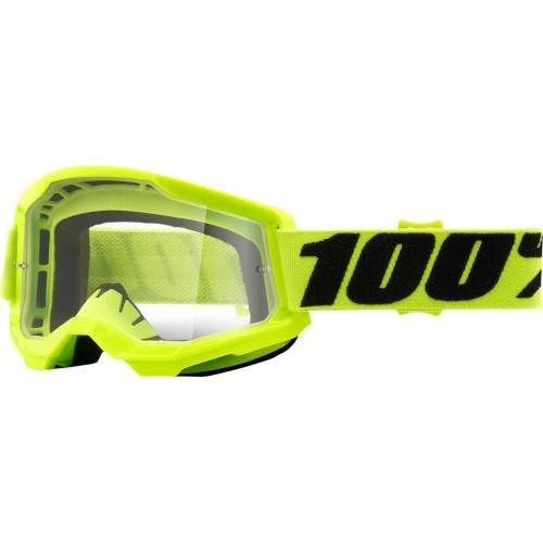 Gafas 100% STRATA 2 FLUOR...