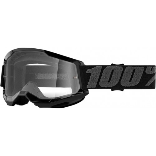 Gafas 100% STRATA 2 BLACK...
