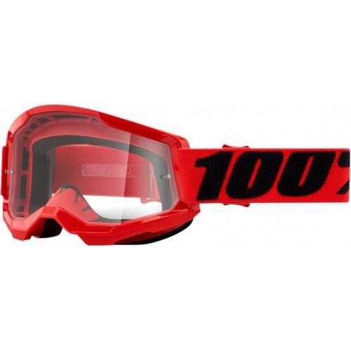 Gafas 100% STRATA 2 RED...