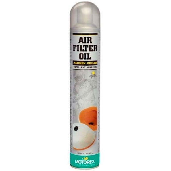 Aceite Filtro de Aire...