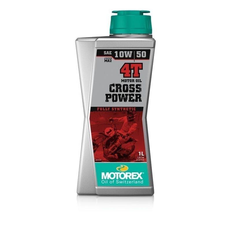 Aceite MOTOREX CROSS...