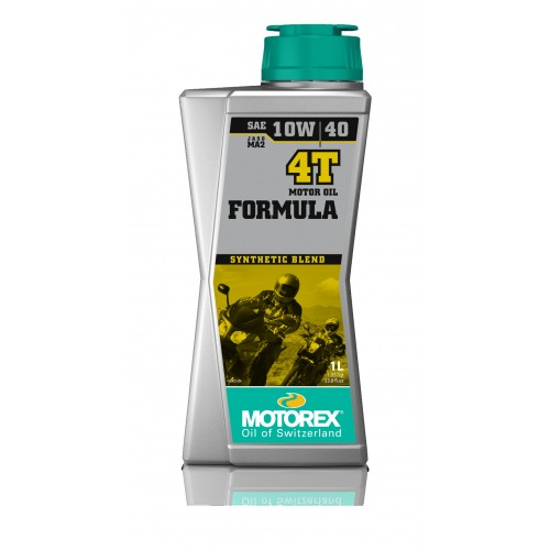 Aceite MOTOREX QUAD 4T 10W40