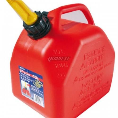 Bidón Gasolina Homologado 10L