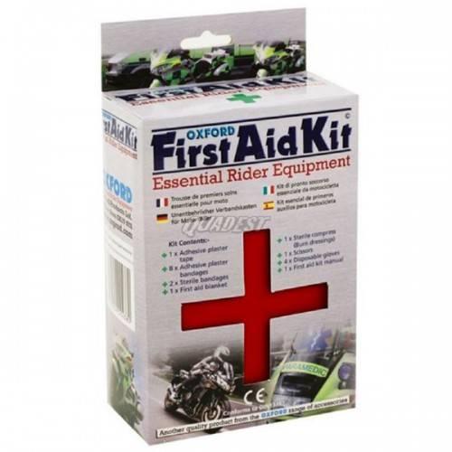 Botiquín Primeros Auxilios...
