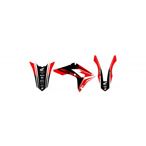 Kit de Adhesivos Honda CRF...