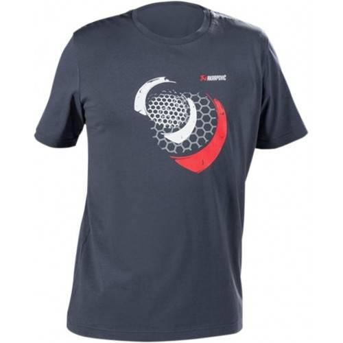 Camiseta Casual AKRAPOVIC MESH