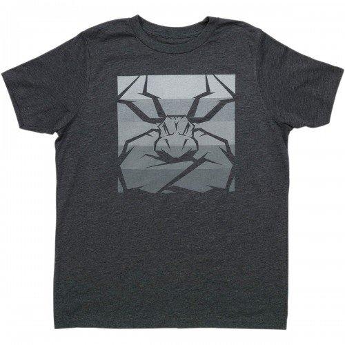 Camiseta Casual Infantil...
