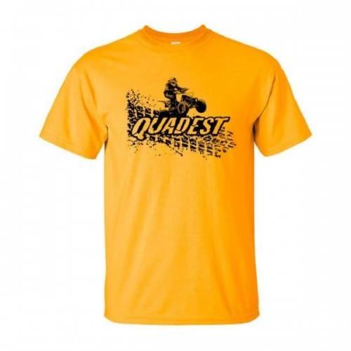 Camiseta Casual QUADEST Gas