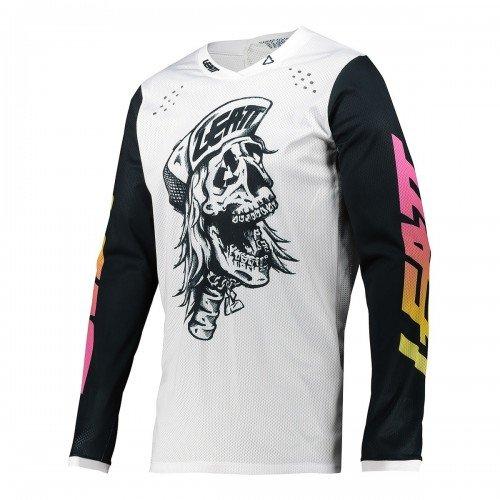 Camiseta LEATT 4.5 SKULL