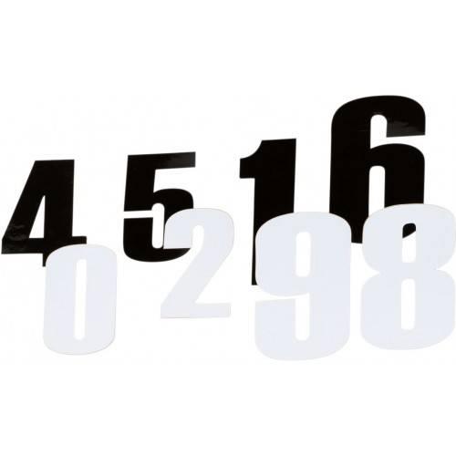 Número Adhesivo 9 MOOSE...