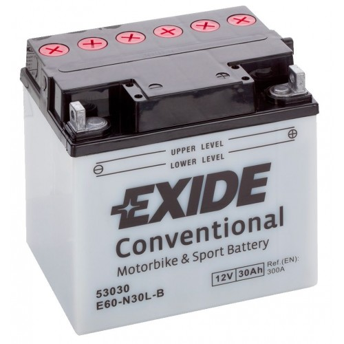 Batería EXIDE TD60N30L-B...