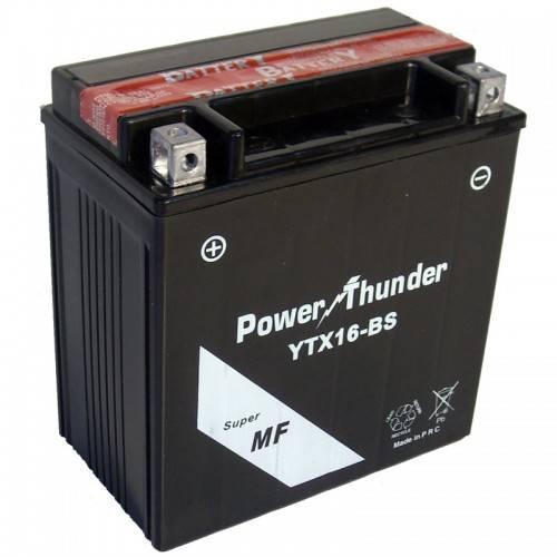 Batería POWER CTX16-BS
