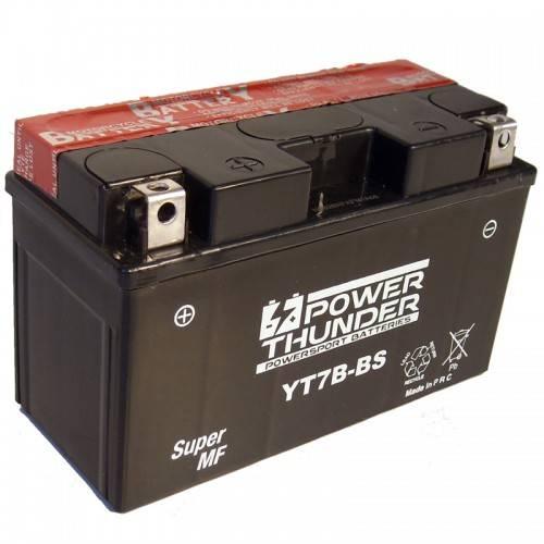 Batería POWER YT7B-BS
