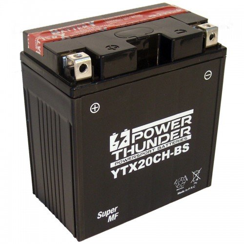 Batería POWER YTX20CH-BS