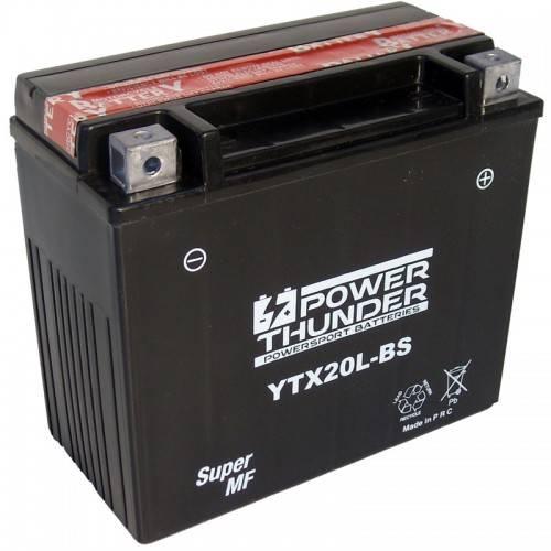 Batería POWER YTX20L-BS