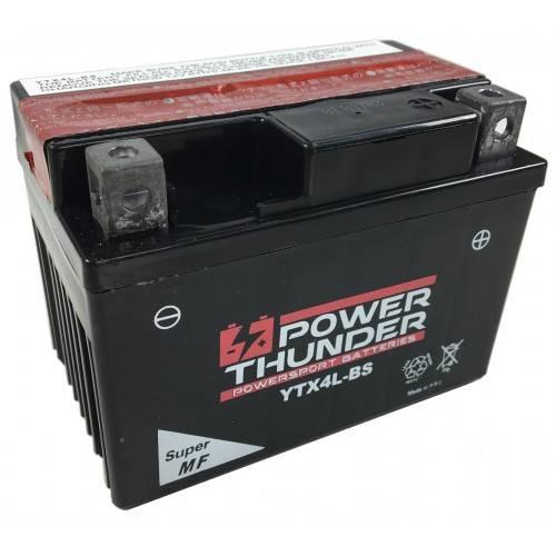 Batería POWER YTX4L-BS