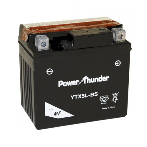 Batería POWER YTX5L-BS