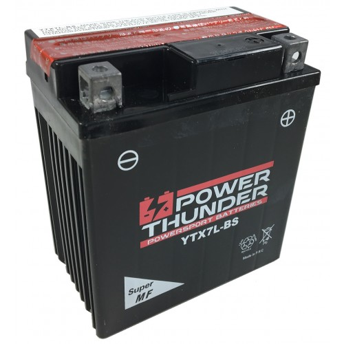 Batería POWER YTX7L-BS