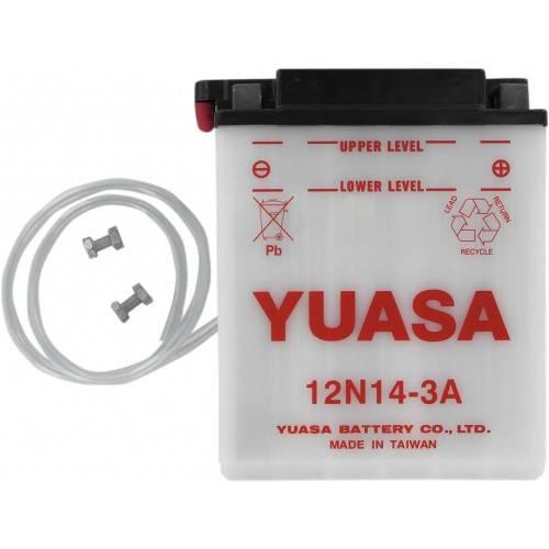 Batería YUASA 12N14-3A