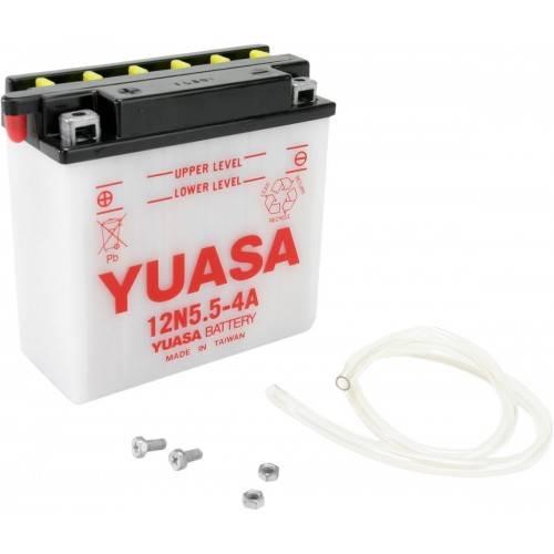 Batería YUASA 12N5.5-4A