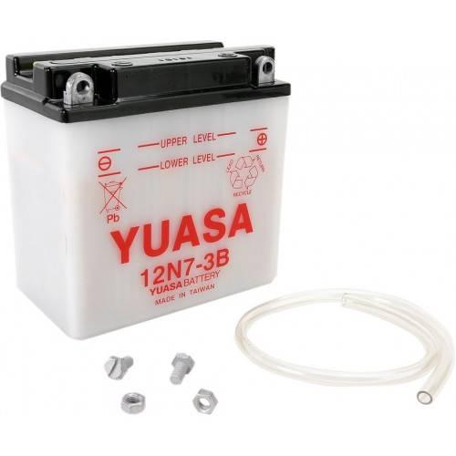 Batería YUASA 12N7-3B