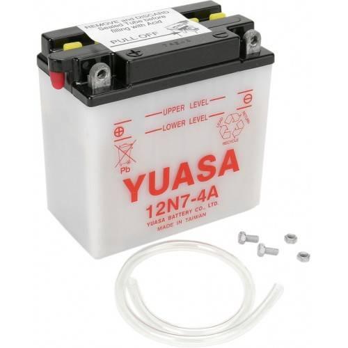 Batería YUASA 12N7-4A