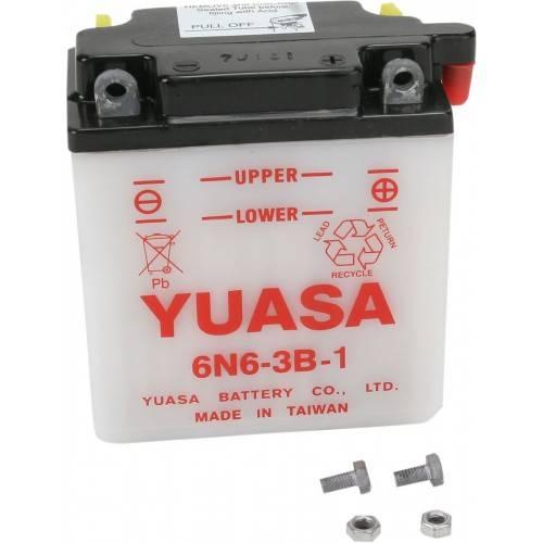 Batería YUASA 6N6-3B-1