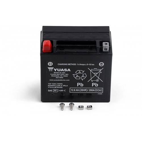 Batería YUASA FA YTX14