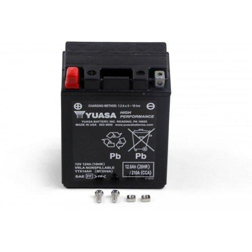 Batería YUASA FA YTX14AH