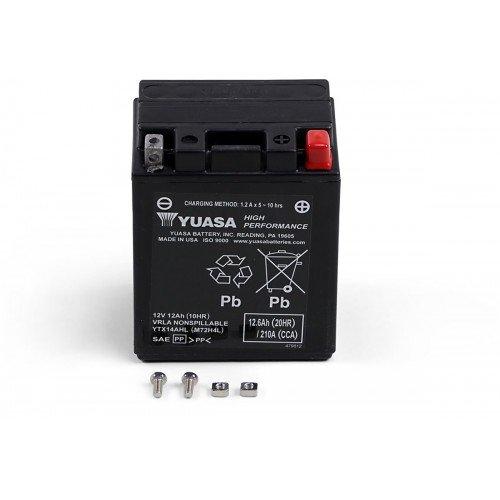 Batería YUASA FA YTX14AHL
