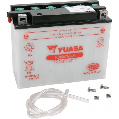 Batería YUASA Y50-N18L-A