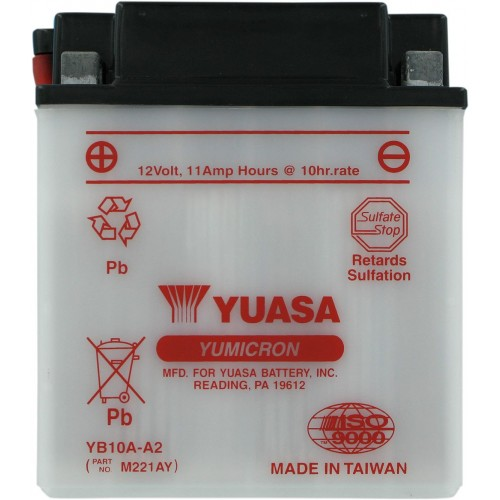 Batería YUASA YB10A-A2