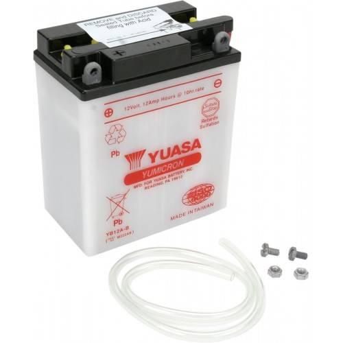 Batería YUASA YB12A-B