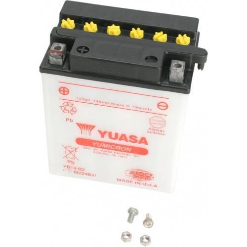 Batería YUASA YB14-B2