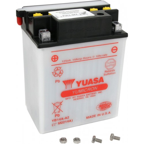 Batería YUASA YB14A-A2