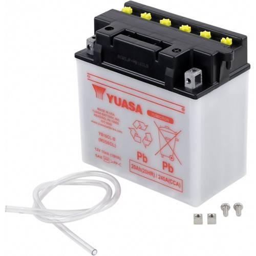 Batería YUASA YB16CL-B