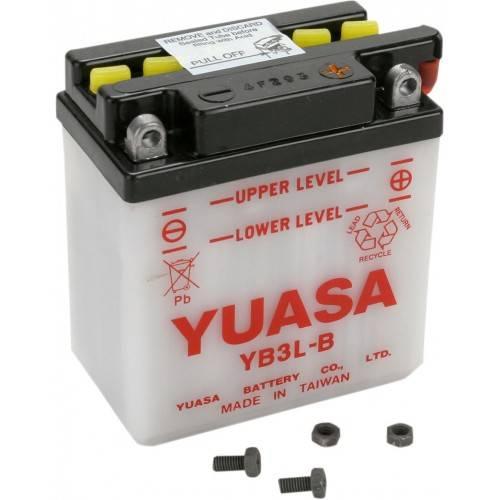 Batería YUASA YB3L-B