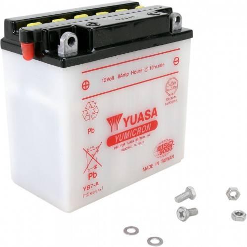 Batería YUASA YB7-A