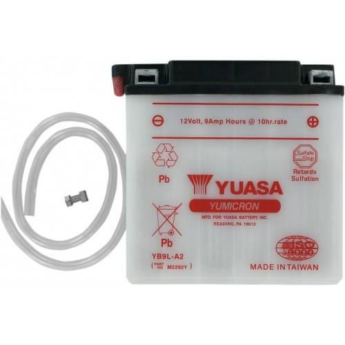 Batería YUASA YB9L-A2