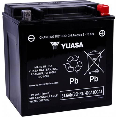 Batería YUASA YIX30L