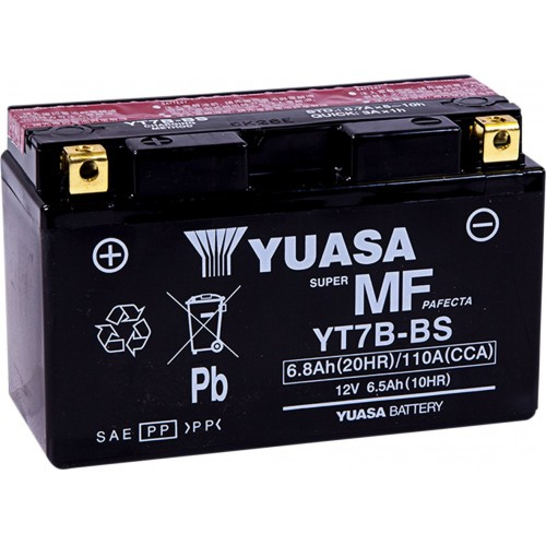 Batería YUASA YT7B-BS