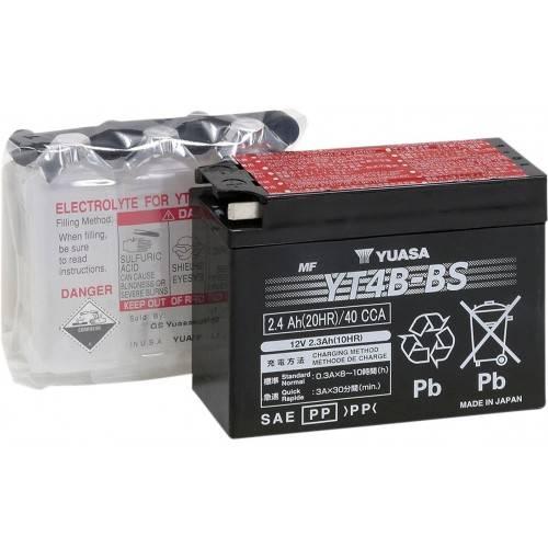 Batería YUASA YT4B-BS