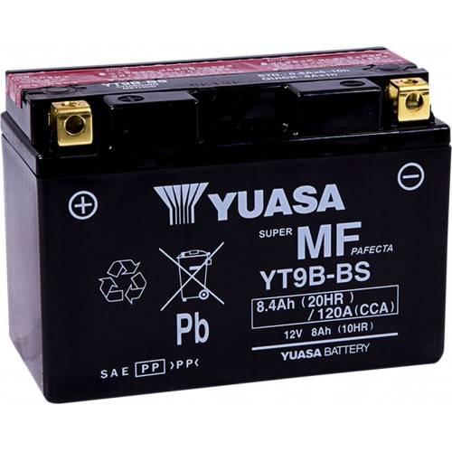 Batería YUASA YT9B-BS
