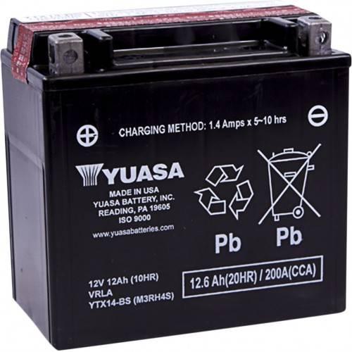 Batería YUASA YTX14-BS