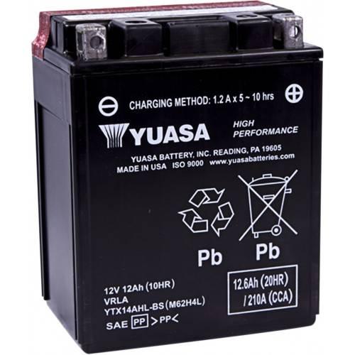 Batería YUASA YTX14AHL-BS