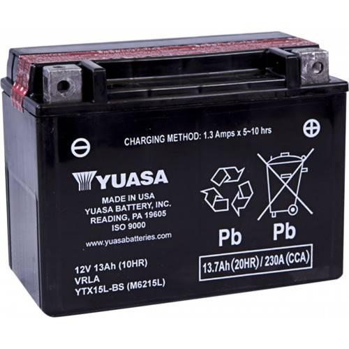 Batería YUASA YTX15L-BS
