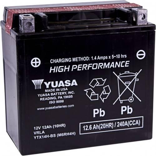 Batería YUASA YTX14H-BS